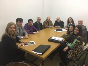 Comisión Organizadora y Colaboradores